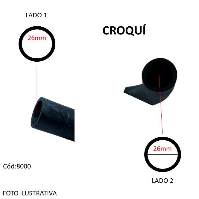 CROQUÍ M8000